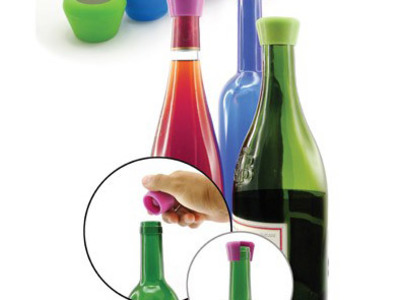 Pulltex, Silicona Wine Stoppers