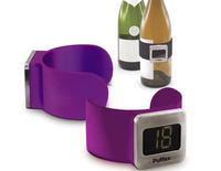 Pulltex, Bottle Termomether (Purple)
