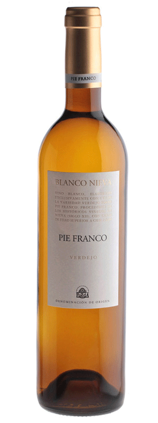 Blanco Nieva, Pie Franco, 2014