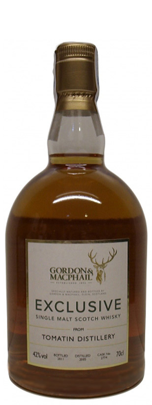 Tomatin, G&M Exclusive, 2005