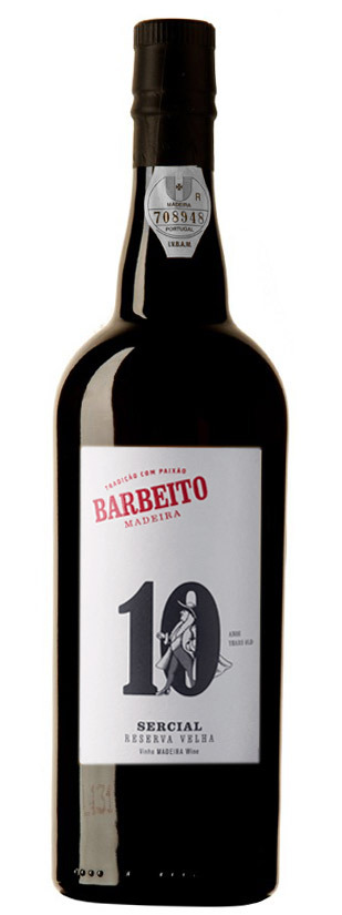 Barbeito, Sercial Old Reserve 10 Ans Dry
