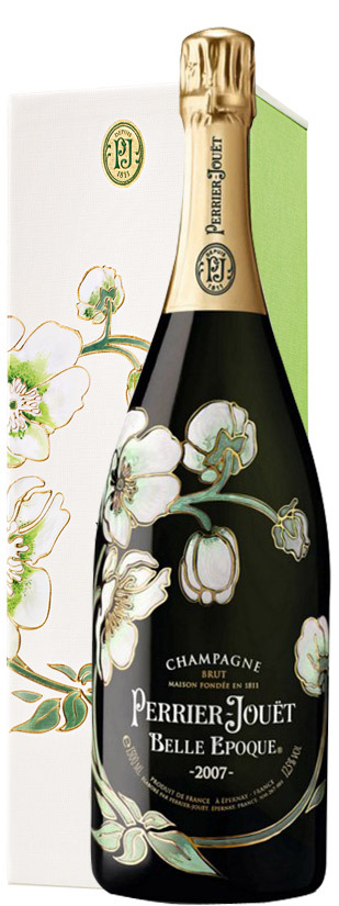 Perrier-Jouët, Belle Epoque, 2007