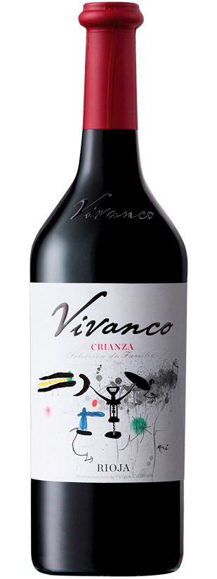 Vivanco, Crianza, 2017