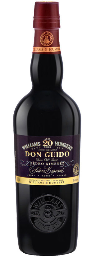 Williams & Humbert, Don Guido PX 20 años 0,50L