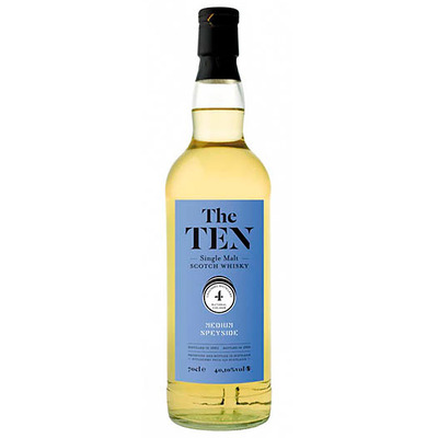 Longmorn, The Ten Collection Nº 4 Medium Speyside