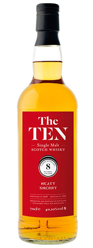 Tamdhu, The Ten Collection Nº 8 Heave Sherry