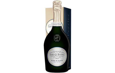 Laurent-Perrier Blanc de Blancs Brut Nature con estuche