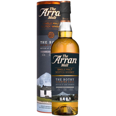 The Arran, The Bothy Quarter Cask 2nd Batch
